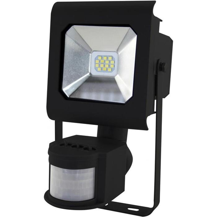 Прожектор ЭРА LPR-10-2700K-M-SEN SMD PRO