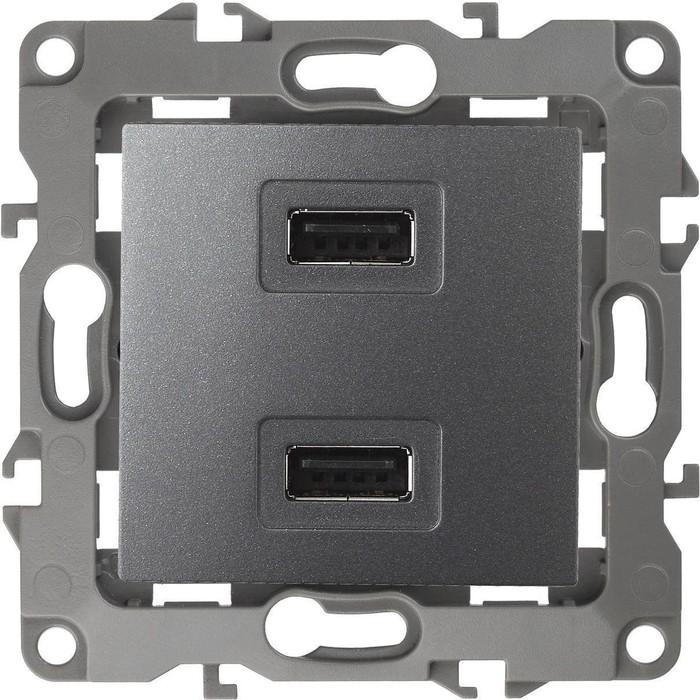 Устройство зарядное USB ЭРА 12-4110-12