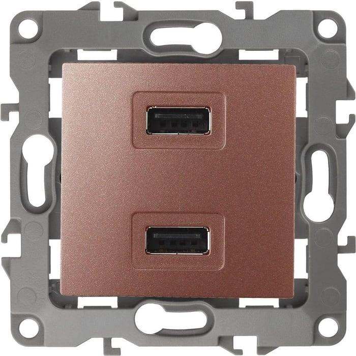 Устройство зарядное USB ЭРА 12-4110-14