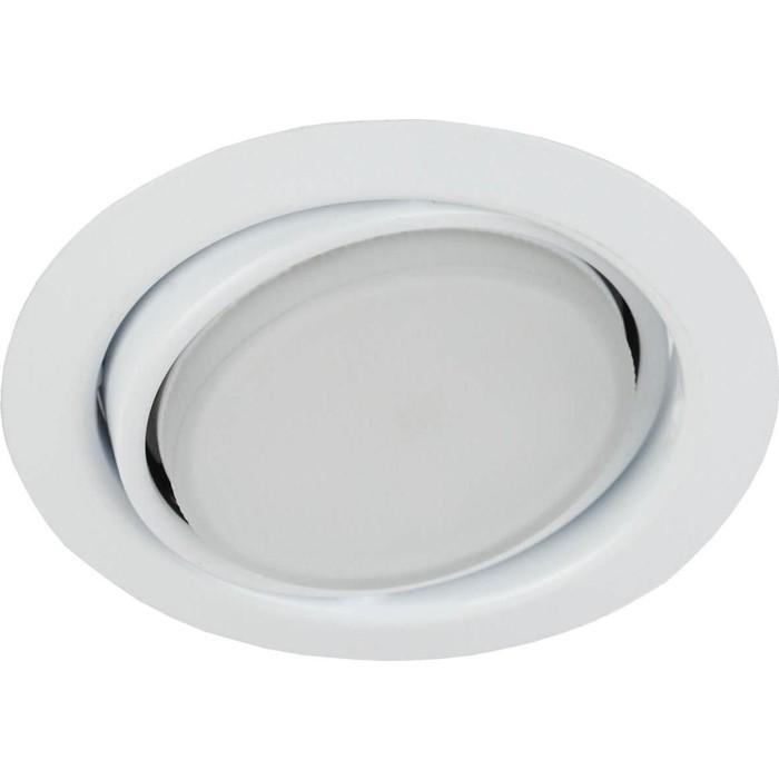 Встраиваемый светильник ЭРА KL35 A WH