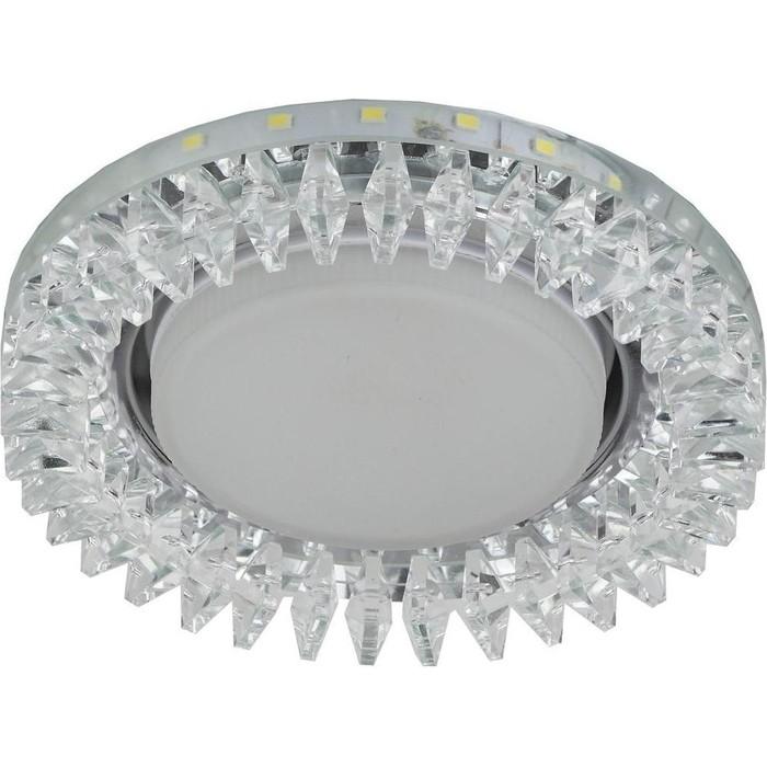 Встраиваемый светильник ЭРА DK LD20 SL/WH