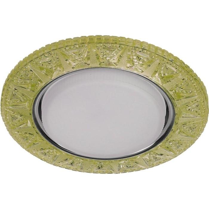 цена на Встраиваемый светильник ЭРА DK LD22 YL/WH