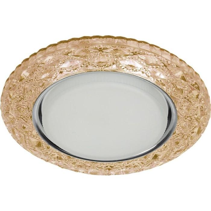 цена на Встраиваемый светильник ЭРА DK LD24 CHP/WH