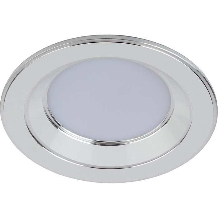 Встраиваемый светильник ЭРА KL LED 15-7 WH/CH