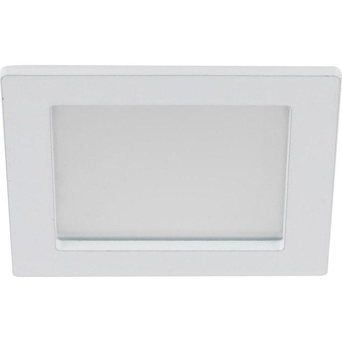 Встраиваемый светильник ЭРА LED 2-6-6K eco