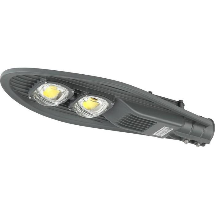 Уличный светодиодный светильник консольный ЭРА SPP-5-120-5K-W