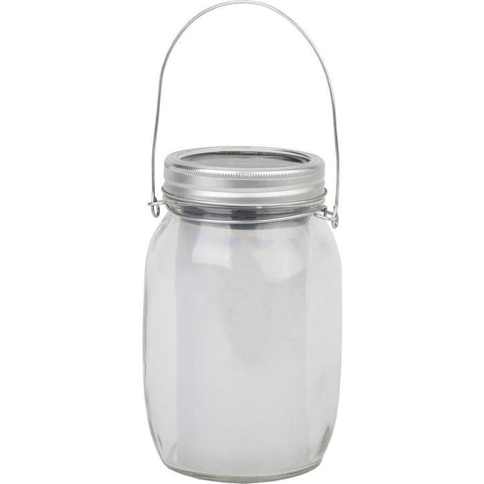 Фото - Светильник на солнечных батареях ЭРА SL-GL14-JAR-2 fashion gas jar shaped zinc alloy