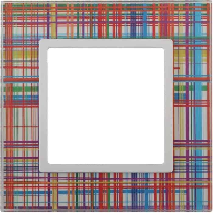 Рамка 1-постовая ЭРА 14-5101-00