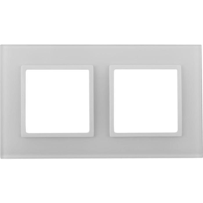 Рамка 2-постовая ЭРА 14-5102-01