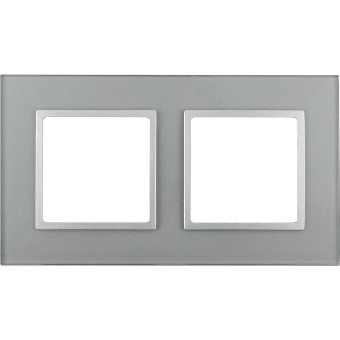 Рамка 2-постовая ЭРА 14-5102-03