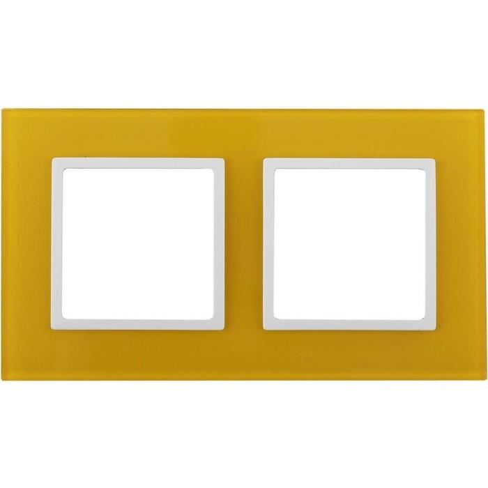 Рамка 2-постовая ЭРА 14-5102-21