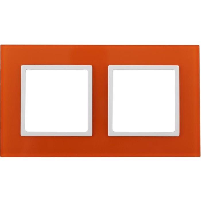 Рамка 2-постовая ЭРА 14-5102-22