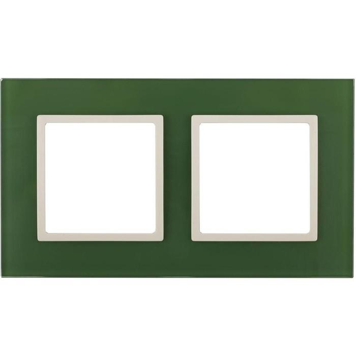 Рамка 2-постовая ЭРА 14-5102-27