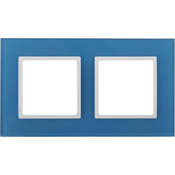 Рамка 2-постовая ЭРА 14-5102-28