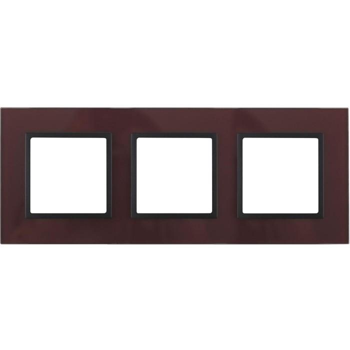 Рамка 3-постовая ЭРА 14-5103-25 рамка 3 постовая эра 14 5303 11