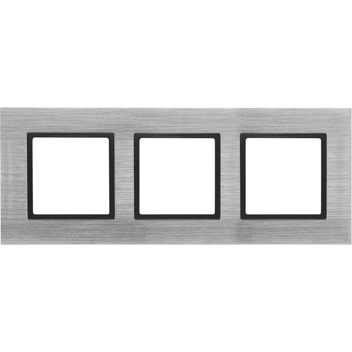Рамка 3-постовая ЭРА 14-5203-41 рамка 3 постовая эра 14 5303 11