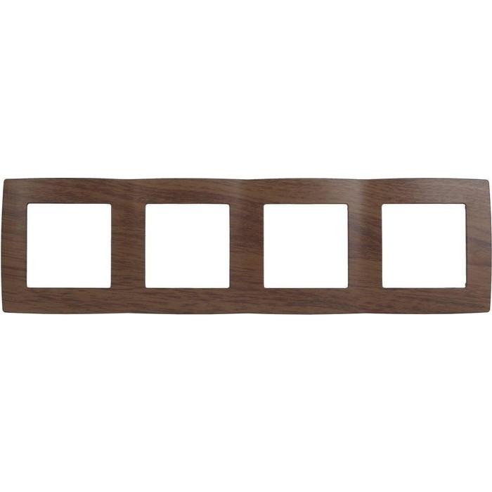 Рамка 4-постовая ЭРА 12-5004-10