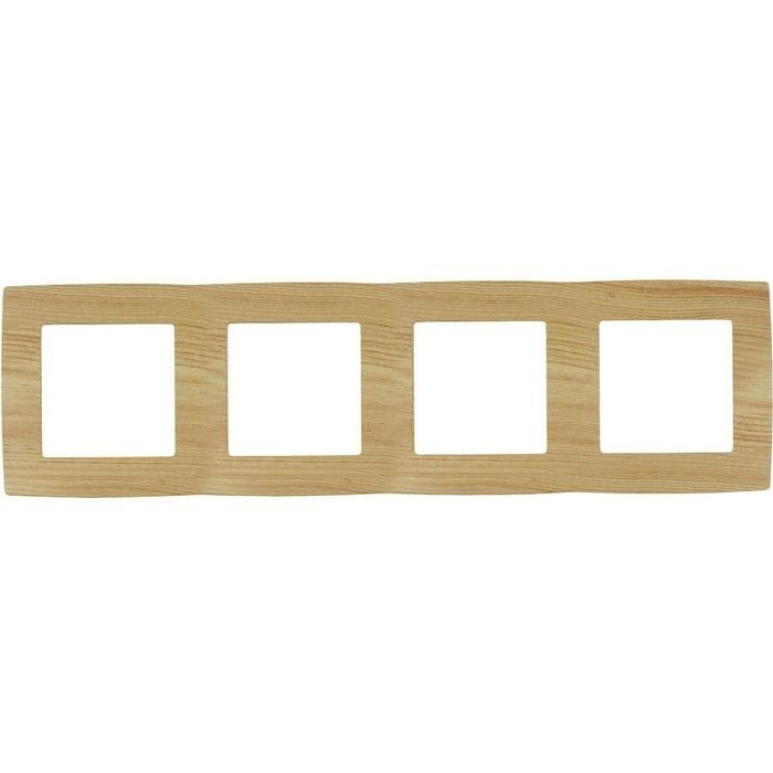 Рамка 4-постовая ЭРА 12-5004-11