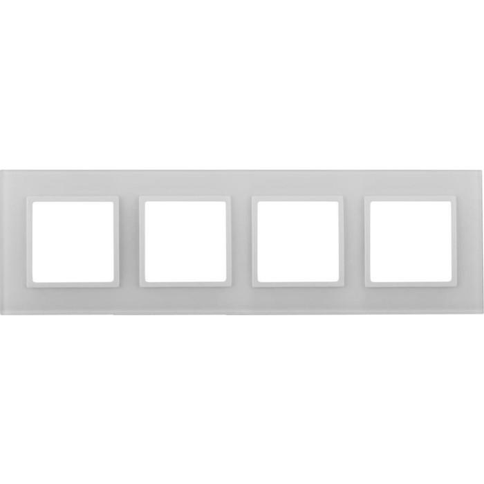 Рамка 4-постовая ЭРА 14-5104-01