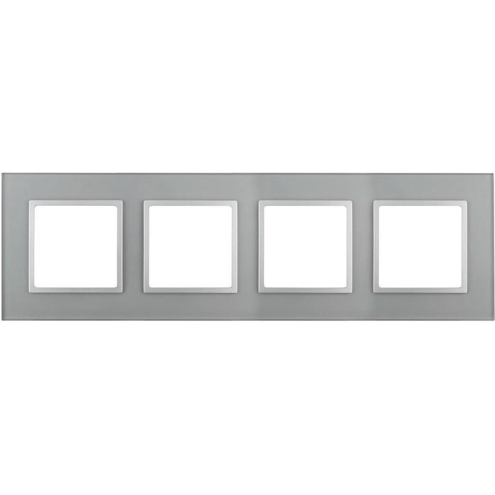 Рамка 4-постовая ЭРА 14-5104-03