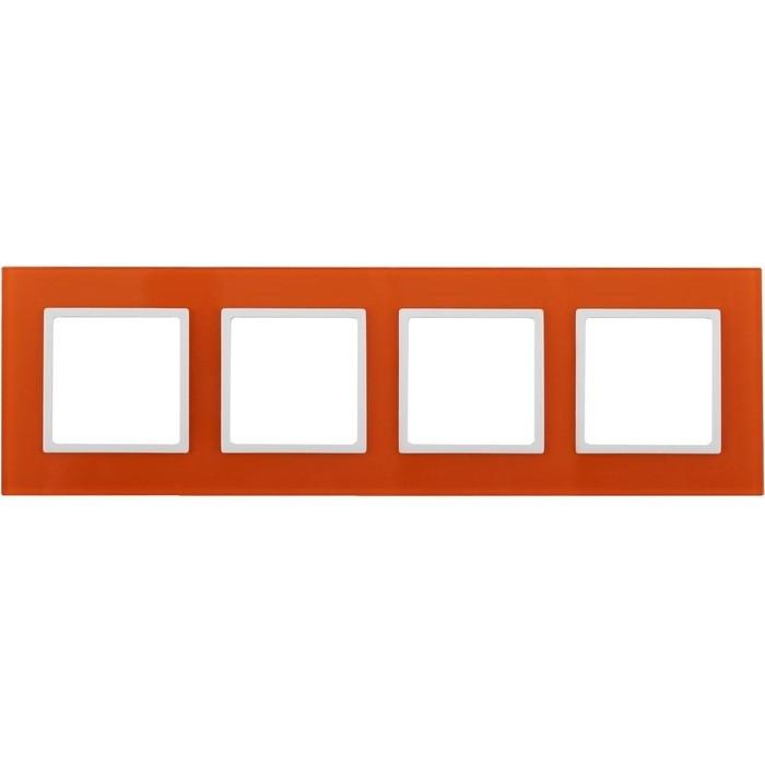 Рамка 4-постовая ЭРА 14-5104-22