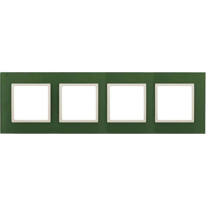 Рамка 4-постовая ЭРА 14-5104-27