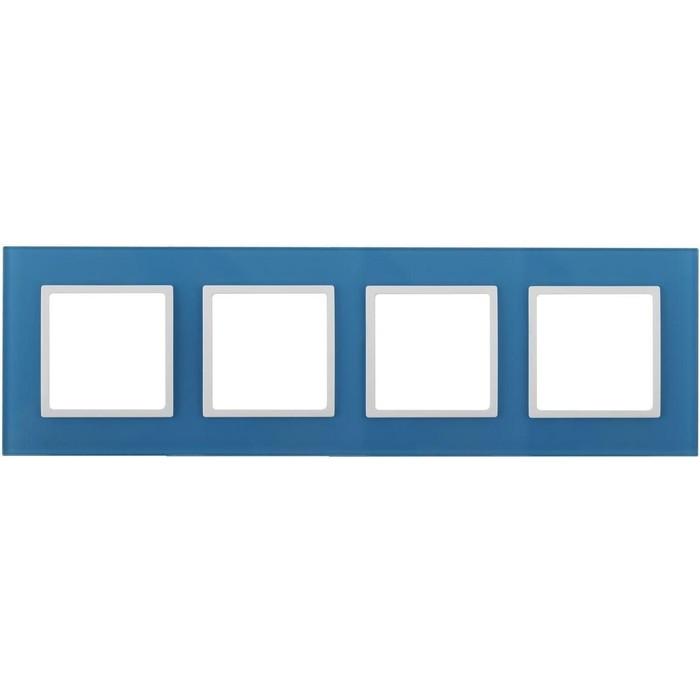 Рамка 4-постовая ЭРА 14-5104-28