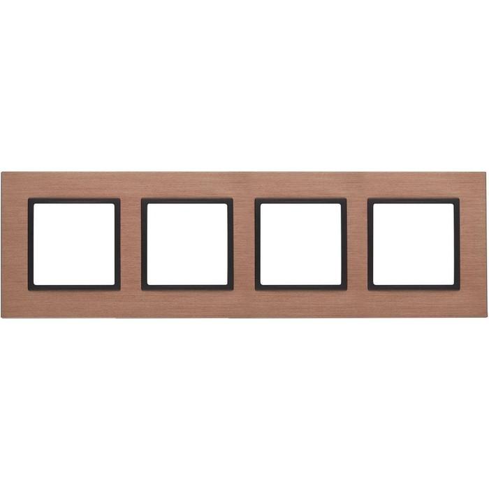 Рамка 4-постовая ЭРА 14-5204-14