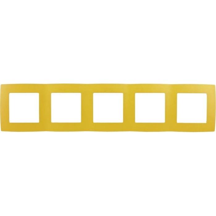 Рамка 5-постовая ЭРА 12-5005-21