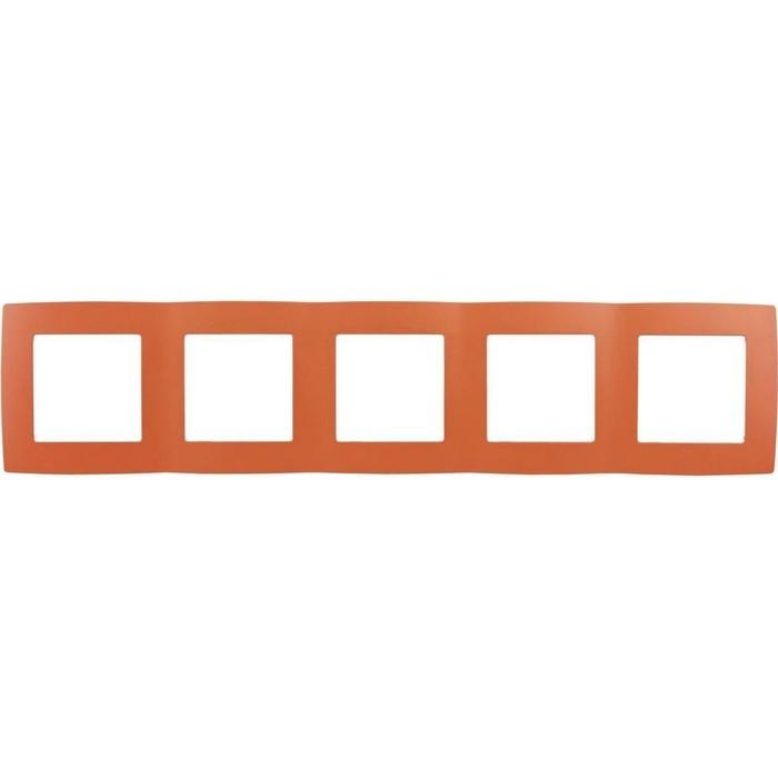 Рамка 5-постовая ЭРА 12-5005-22