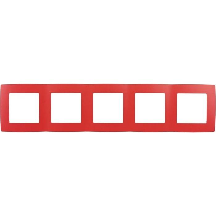 Рамка 5-постовая ЭРА 12-5005-23