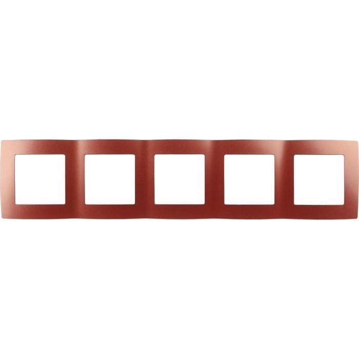 Рамка 5-постовая ЭРА 12-5005-24