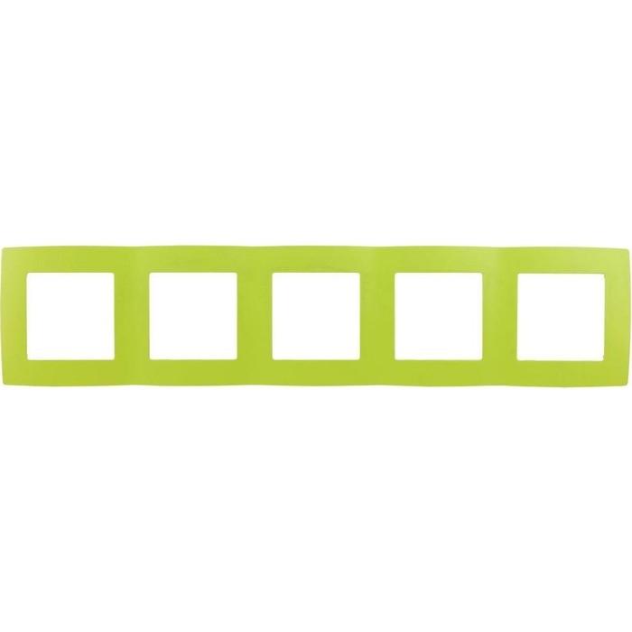 Рамка 5-постовая ЭРА 12-5005-26