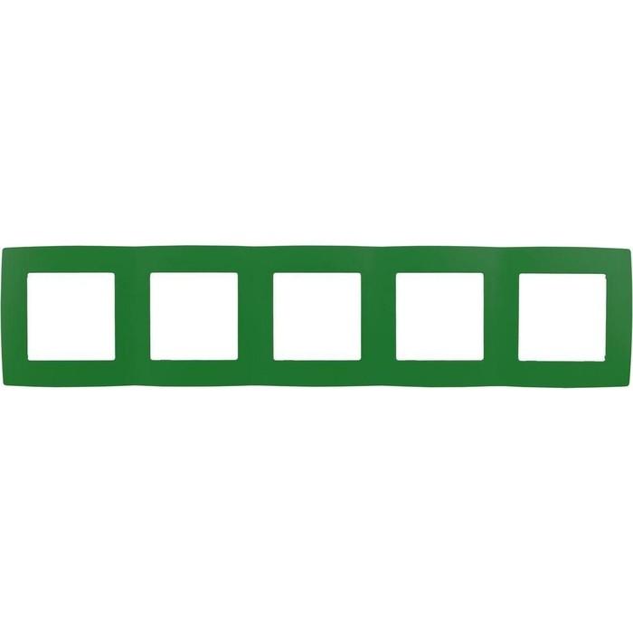 Рамка 5-постовая ЭРА 12-5005-27