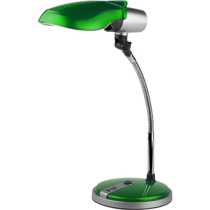 Настольная лампа ЭРА NE-301-E27-15W-GR