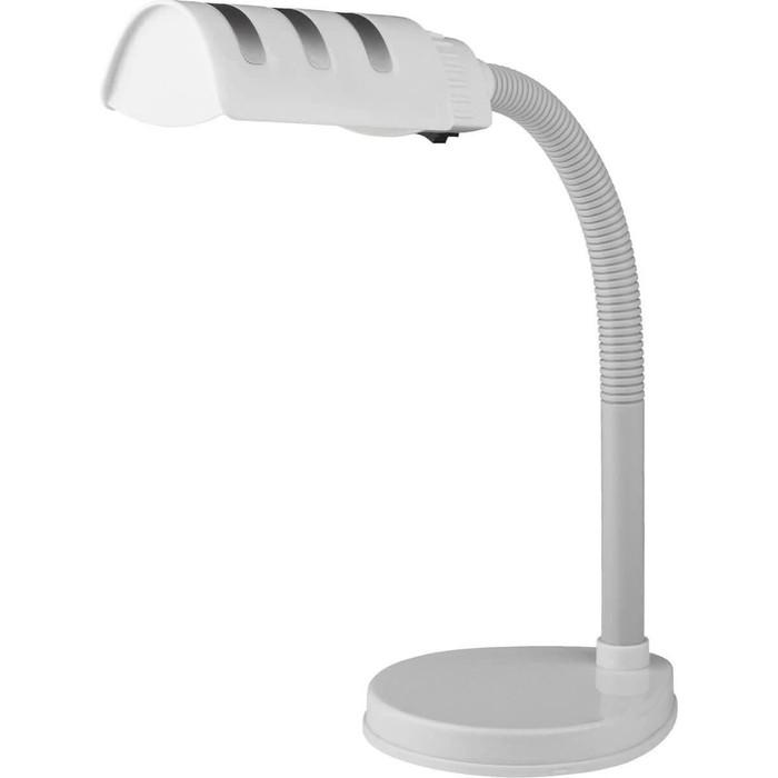 Настольная лампа ЭРА NE-302-E27-15W-W