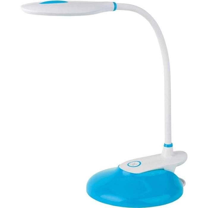 Настольная лампа ЭРА NLED-459-9W-BU