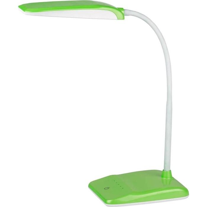 Настольная лампа ЭРА NLED-447-9W-GR настольная лампа эра nled 454 9w bk