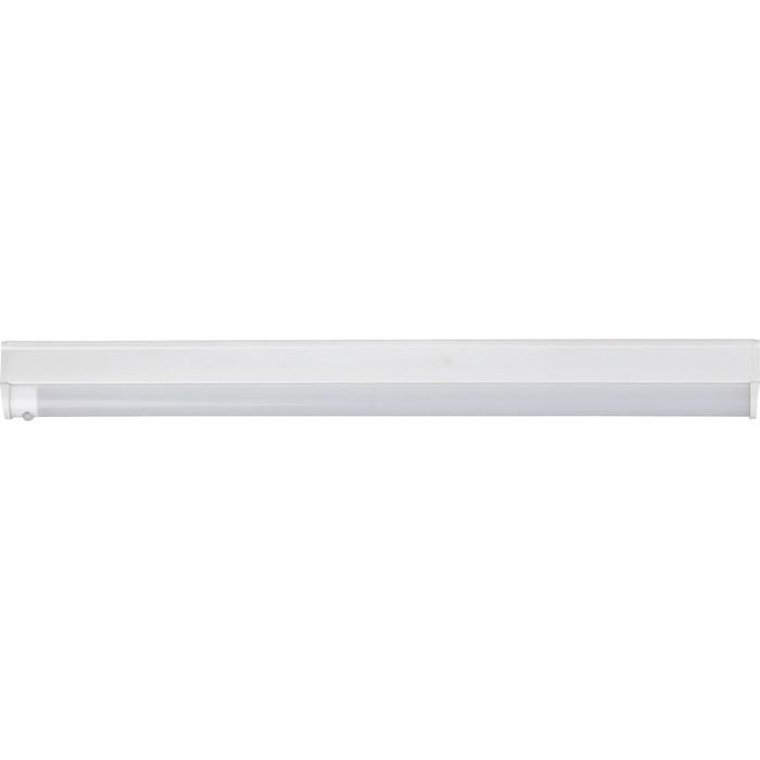 Мебельный светодиодный светильник ЭРА LLED-02-04W-4000-MS-W
