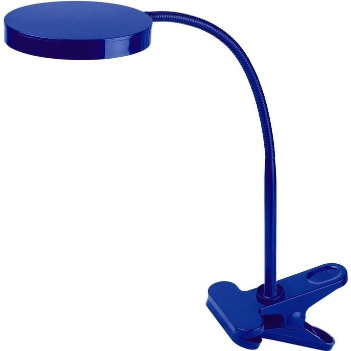Настольная лампа ЭРА NLED-435-4W-BU