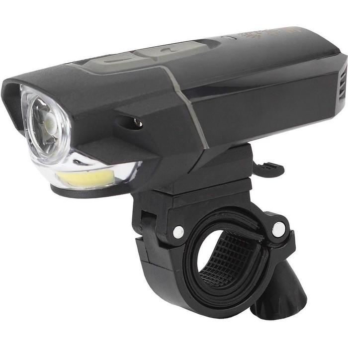 Велосипедный светодиодный фонарь ЭРА VA-901 фонарь светодиодный solaris f 30v велосипедный с комплектацией
