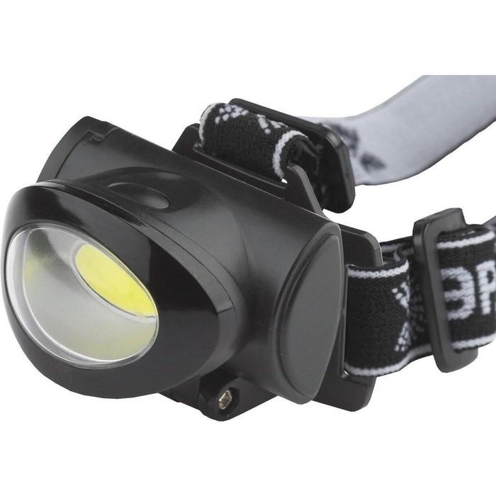 Налобный светодиодный фонарь ЭРА GB-601