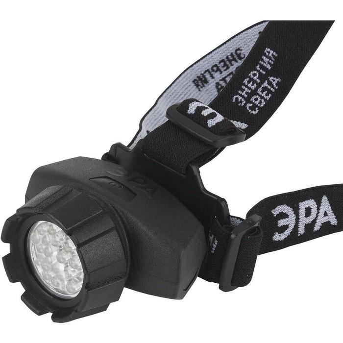 Налобный светодиодный фонарь ЭРА GB-605