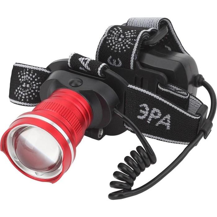 Налобный светодиодный фонарь ЭРА GA-806