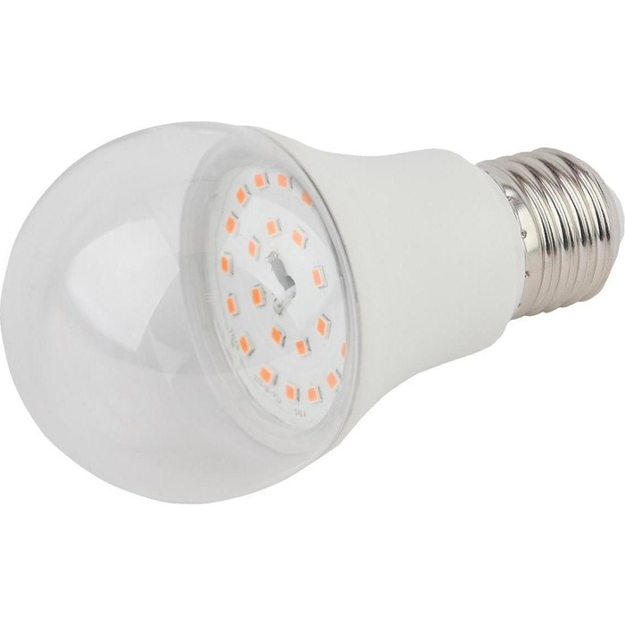Лампа светодиодная для растений ЭРА FITO-11W-Ra90-E27
