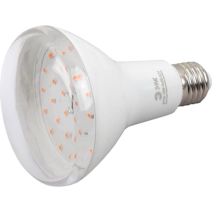 Лампа светодиодная ЭРА FITO-15W-Ra90-E27