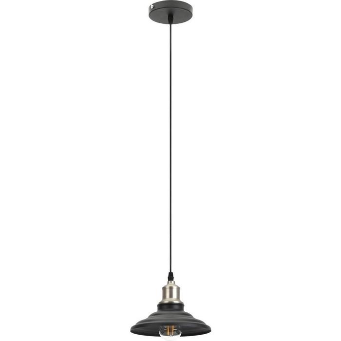 Подвесной светильник ЭРА PL4 BK/BN