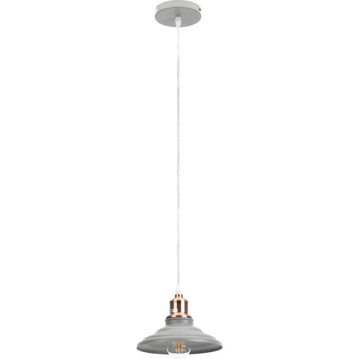 Подвесной светильник ЭРА PL4 GR/RC