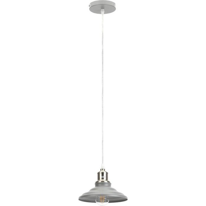 Подвесной светильник ЭРА PL4 GR/SN