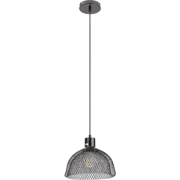 Подвесной светильник ЭРА PL6 BK